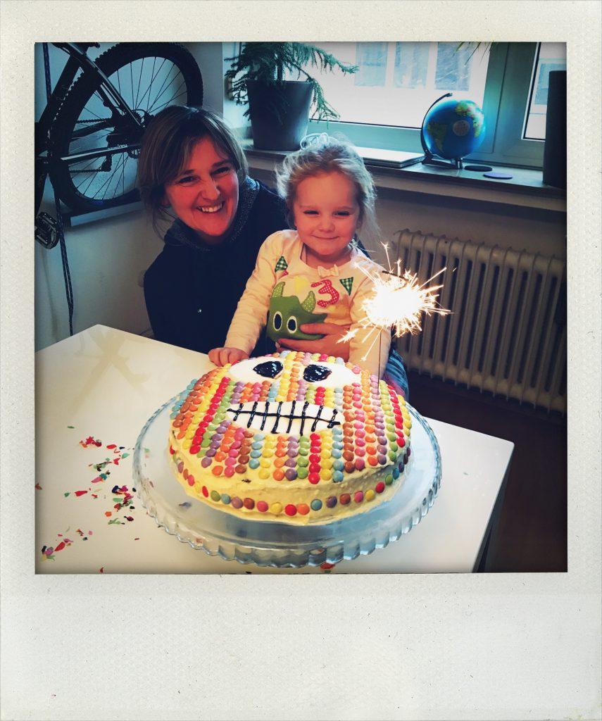 Friedas 3. Geburtstag